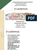 β-Lactámicos
