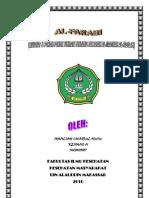 Tugas Filsafat Al-Farabi