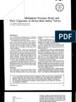 PA Determining Multiphase Pressure Drops and Flow Capa