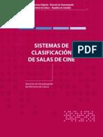 Publicaciones - Sistema de Clasificacion de Salas