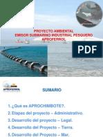 Emisor Submarino Industrial Pesquero