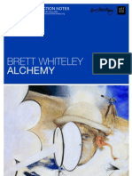 Brett Whiteley Notes