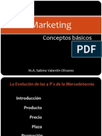 Marketing- conceptos básicos