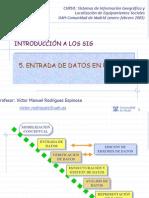 Presentación Entrada de Datos