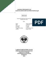 Analis Dan Pengukuran pH (Pendahuluan) M