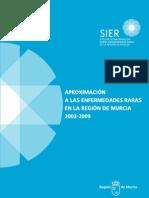 Aproximación a las enfermedades raras - Región de Murcia