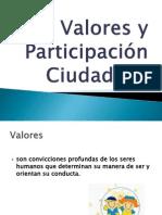 Valores y Participacion Ciudadana Expo