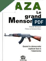 Gaza Le Grand Mensonge