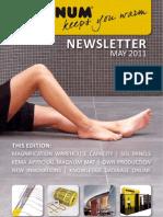 MAGNUM Newsletter 2 2011