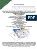 Estructura de Una Web Page