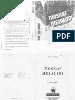 Moskof Mezalimi Text