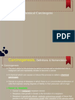 Chemical Carcinogen