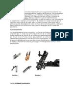 Amortiguadores hidraulicos