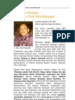 Buku Saku Kota Makassar