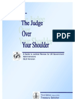 Guide to Judicial Review