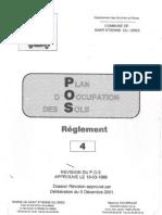 Plan d'occupation des sols