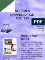 Workmen s Compensation Act