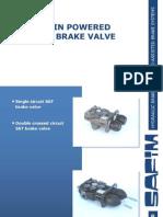 9 s6 t Power Brake Valve