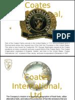 Coates International, Rebuild Libya Forum v.1.2