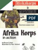 SSP 3004 German Afrika Korps in Action