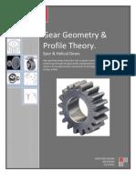 Gear Geometry & Profile Theory