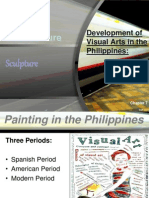 Development of Visual Arts in the Philippines: