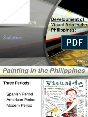 Development of Visual Arts in the Philippines: | Art Media