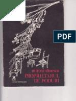 Mircea Dinescu - Proprietarul de poduri (1978)