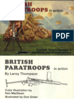SSP 3009 British Paratroopers in Action