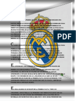 Declive Real Madrid