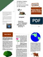 Publicación Marea marrón
