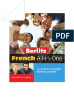 Berlitz French All in One