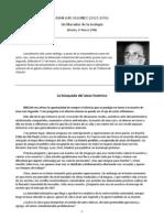 Cetrulo, Ricardo - Juan Luis Segundo Un Liberador de La Teologia - Brecha 1 Marzo 1996