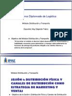 IPAE - Logistica de Distribucion y Transporte