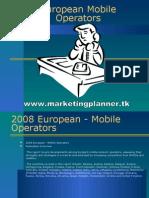 European Mobile Operators