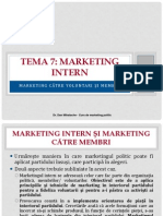 Tema 7 Marketing Intern