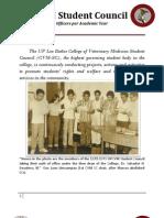 Past CVM Student Council 1978-2012