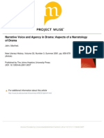 Narrative Voice and Agency in Drama Aspects of a Narratology_Jahn_ Manfred