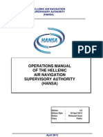 HANSA Operations Manual Ed.4 2013