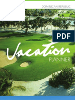 Vacation Planner Ingles