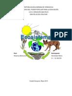 Ecosistema resumen