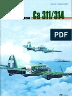 Ali D'Italia 24 Caproni CA.311-314
