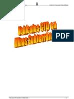 4) Vehículos CTD en Minas Subterráneas
