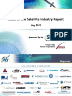 Final 2012 State of Satellite Industry Report