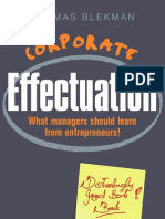 Effectuation for Non-profits