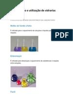 Resumo Dos Principais Materiasi Encontrado Em Laboratorio