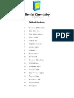 (Self Help) - Haanel, Charles - Mental Chemistry
