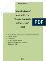 Carte BAC Model