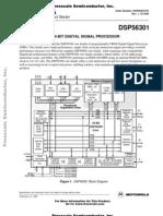 MOTOROLA DSP563XX architecture.pdf