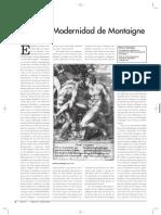 Modernidad de Montaigne 2pp
